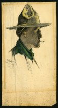 Image of [Cowboy] - Held, John, Jr., 1889-1958